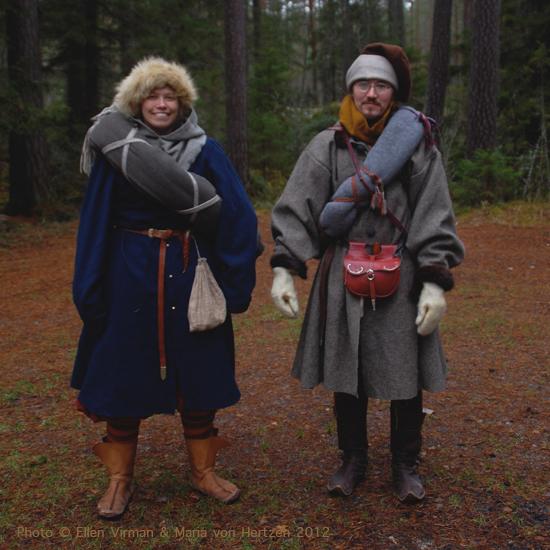 Marraskuu 2012, Liesjärven kansallispuisto: loppusyksyn vaellus harjumaisemissa ja yöpyminen pienessä tukkikämpässä.